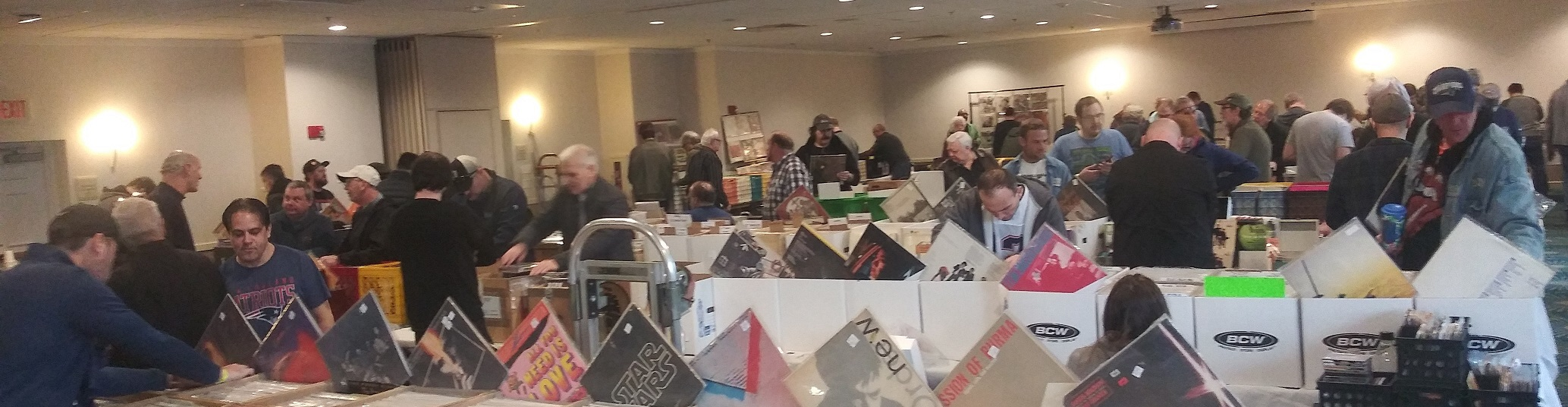 2020 Vinyl Record Shows Fairs Events MA Boston